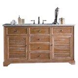 Ogallala 60 Double Bathroom Vanity Set by Greyleigh