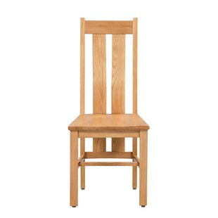 Ransom Solid Wood Dining Chair (Set of 2)
