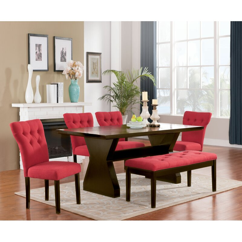 Red Barrel Studio Lulsgate Dining Table Wayfair