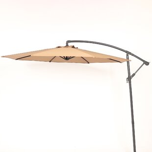 Alcott Hill Haubert 10' Cantilever Umbrella