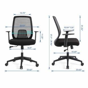 Rabinowitz Height Adjustable Mesh Task Chair