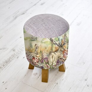 Patti Allermuir Stool By Rosalind Wheeler