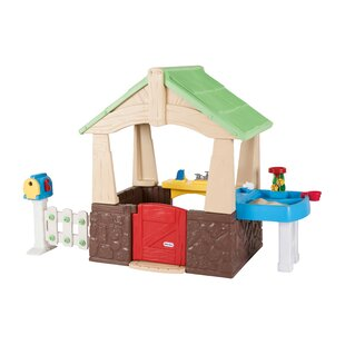 Best Home and Garden 6.67' x 3.08' Playhouse By Little Tikes