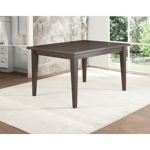 Gracie Oaks Wooton Extendable Dining Table