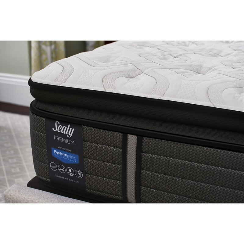 Response Premium 14 Plush Pillowtop Mattress