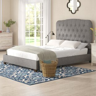 Southold Upholstered Platform Bed by Three Posts