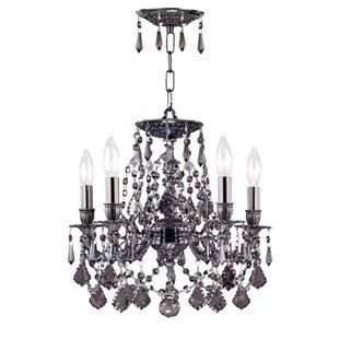 Astoria Grand Bagwell 5-Light Chandelier