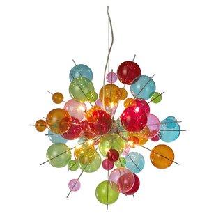 Coloured chandelier wayfair save aloadofball Images