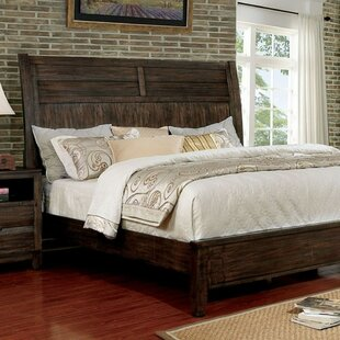 Roberts Queen Platform Bed by Alcott Hill