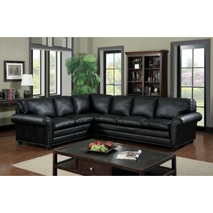Find a Montcalm Sectional by Darby Home Co Reviews (2019) & Buyer's Guide