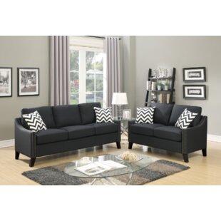 Venne 2 Piece Living Room Set by Latitude Run