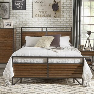 Mercury Row Bourdon Sleigh Bed