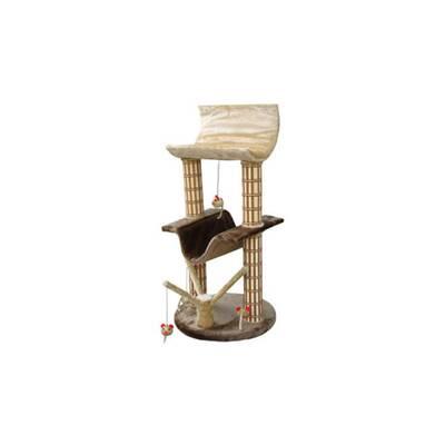 The Bear Paw Cat Tree Cat Tower Kitten Scratch Post w/ 4
