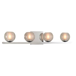 Kalco Corona 4-Light LED Vanity Light
