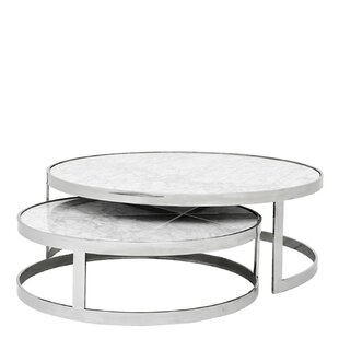 Fletcher 2 Piece Coffee Table Set