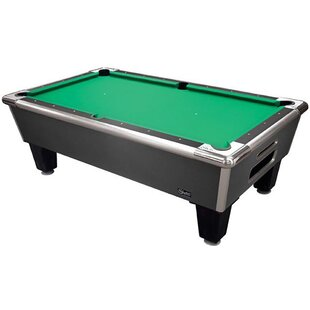 Bargain Bayside 7.3' Slate Pool Table ByGold Standard Games