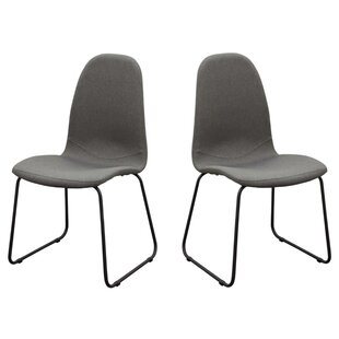 Beckmann Upholstered Dining Chair (Set of 2)