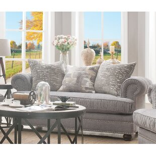 Warwick Loveseat by Canora Grey
