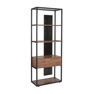 Elzira Etagere Bookcase by Union Rustic