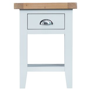 Buckley Side Table By Beachcrest Home