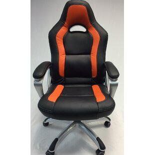 Affordable Destiny Gaming Racing Style High-Back Executive Chair by Ebern Designs Reviews (2019) & Buyer's Guide