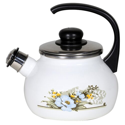 Florida Whistling Stove Top Kettle Karl Kruger