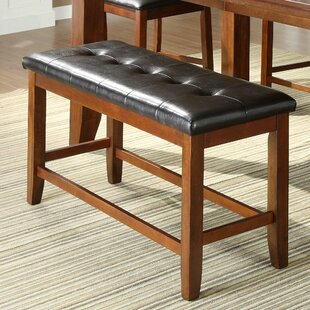 Millwood Pines Lecroy Upholstered Bench