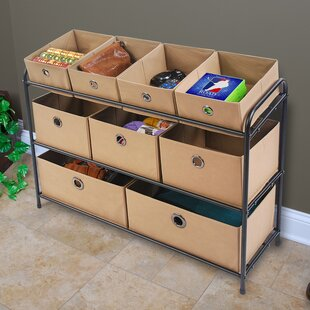 Looking for 3 Tier Storage Fabric Cube By Bintopia