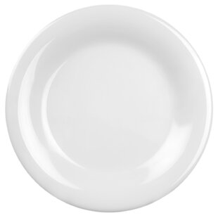 Whitakers Melamine Wide Rim Round 10.5