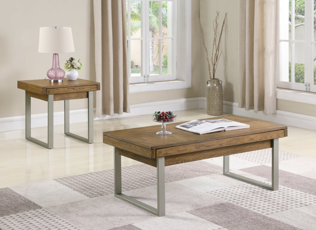 Foundry Select Ann 2 Piece Coffee Table Set