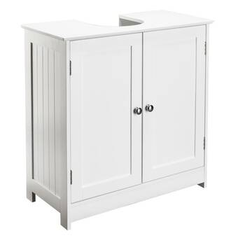 Highland Dunes Forbis 15 W X 34 25 H X 12 D Free Standing Bathroom Cabinet Reviews Wayfair