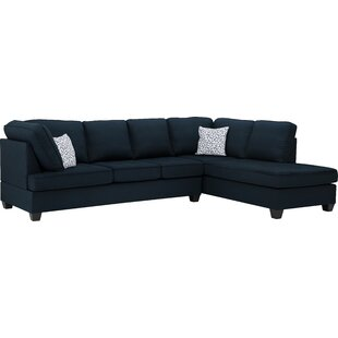 Ebern Designs Beoll Reversible Sectional