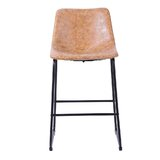 Kujawa 25.5'' Counter Stool (Set of 2) by Williston Forge