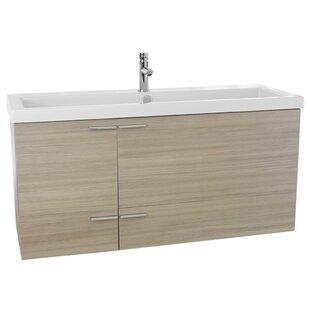 New Space 47 Single Bathroom Vanity Set by Nameeks Vanities