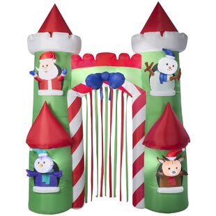 Trees Wreaths Christmas Inflatables You Ll Love Wayfair