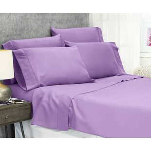 Ebern Designs Cayetano Luxury Ultra Comfort 1500 Thread Count Sheet Set