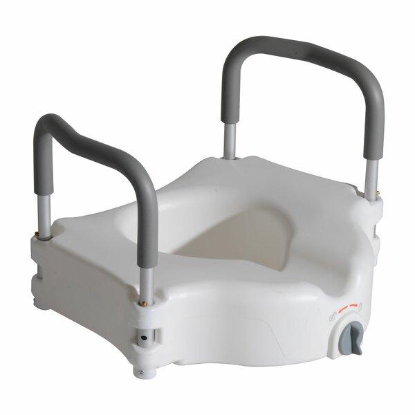 Peachy Raised Toilet Seats Short Links Chair Design For Home Short Linksinfo