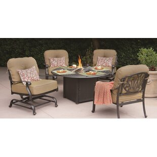 Three Posts Lebanon Club Chair with Cushi..