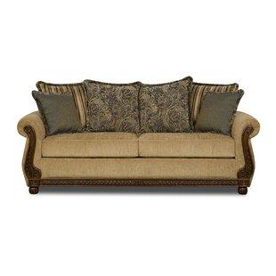 Simmons Upholstery Freida Sleeper Sofa by Astoria Grand