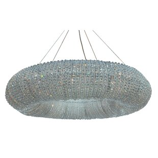 LightUpMyHome Ring 10-Light Chandelier