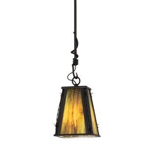 Meyda Tiffany 1-Light Lantern Pendant