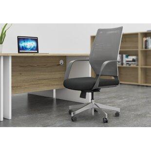 Scuba Mesh Desk Chair By Symple Stuff