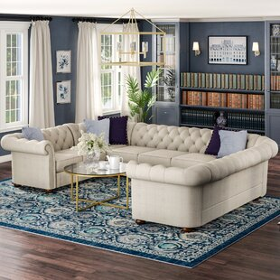 Three Posts Gowans Sectional Collection