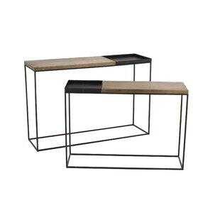 Electa 2 Piece Console Table Set By Williston Forge