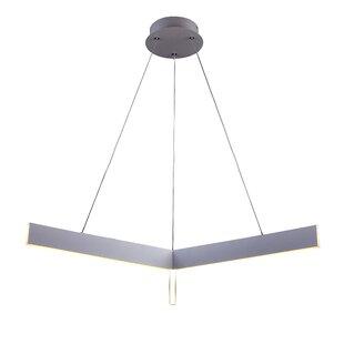 Orren Ellis Allocca Design Geometric Pendant