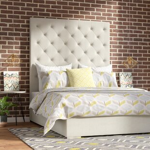 Flickinger Upholstered Panel Bed