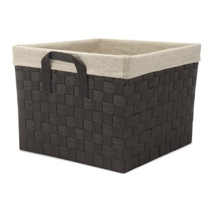 Woven Wicker/Rattan Basket with Liner