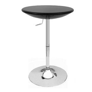 Alpha Adjustable Height Pub Table (Set of 4) Vandue Corporation