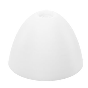 Silk Transparent 10.4 Plastic Bowl Lamp Shade