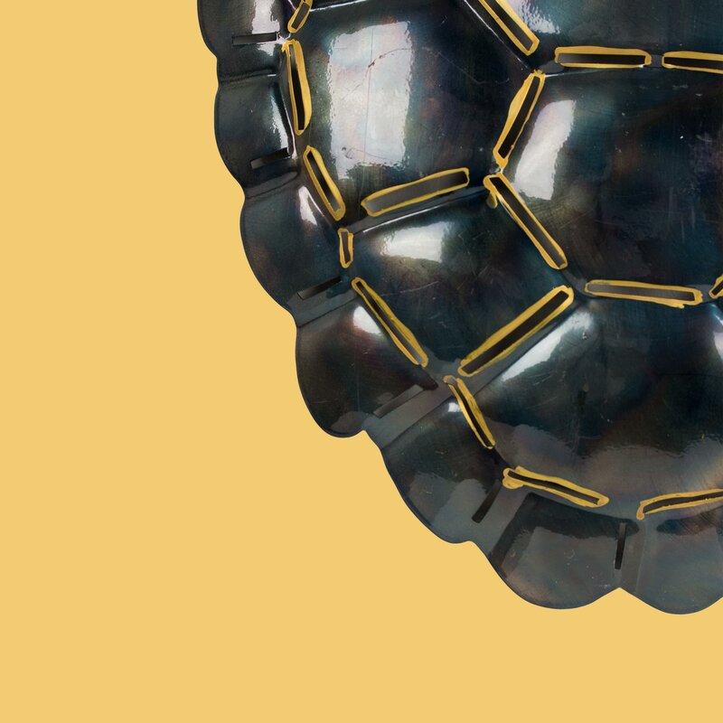 Charming Metal Turtle Wall Art Gallery - Wall Art Design ...